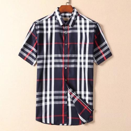 Burberry Shirts Short Sleeved For Men #869242
