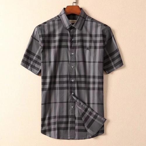 Burberry Shirts Short Sleeved For Men #869247