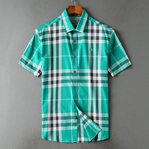 Burberry Shirts Short Sleeved For Men #869252