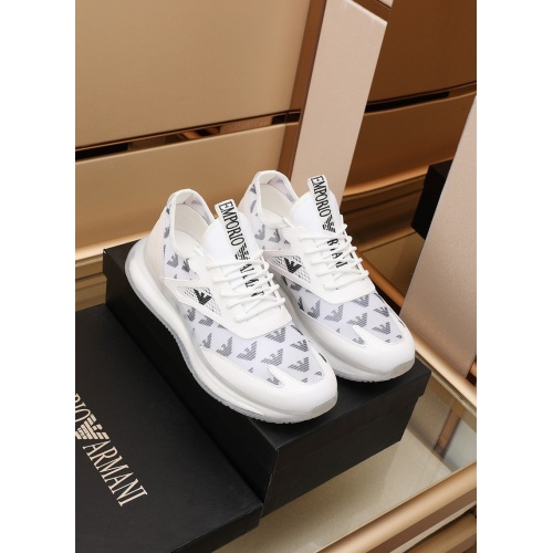 Armani Casual Shoes For Men #869263