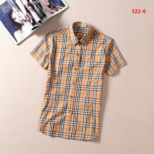 Burberry Shirts Short Sleeved For Women #869267