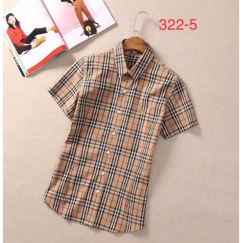 Burberry Shirts Short Sleeved For Women #869268