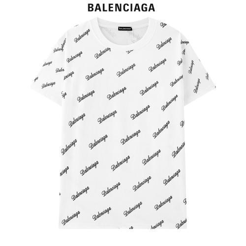 Balenciaga T-Shirts Short Sleeved For Men #869322