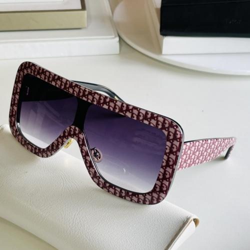 Christian Dior AAA Quality Sunglasses #869327
