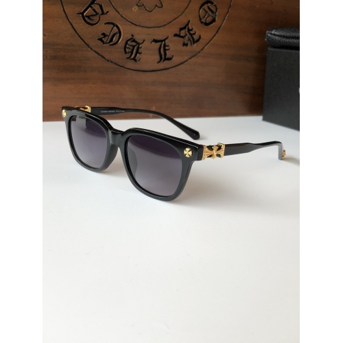 Chrome Hearts AAA Quality Sunglasses #869339
