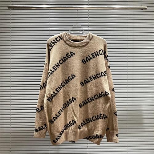 Balenciaga Sweaters Long Sleeved For Men #869345