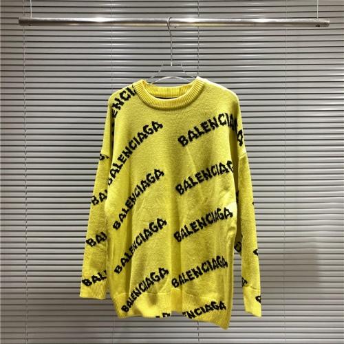 Balenciaga Sweaters Long Sleeved For Men #869346