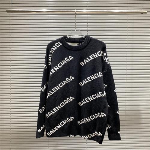 Balenciaga Sweaters Long Sleeved For Men #869347