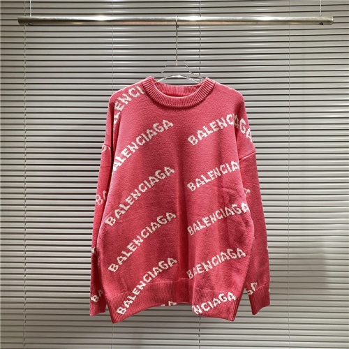 Balenciaga Sweaters Long Sleeved For Men #869349
