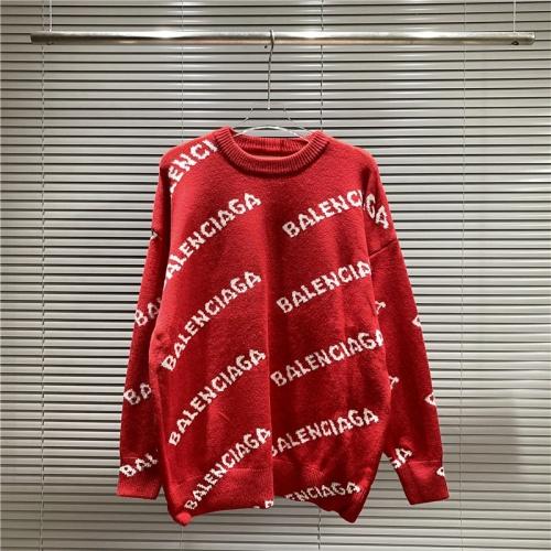 Balenciaga Sweaters Long Sleeved For Men #869350