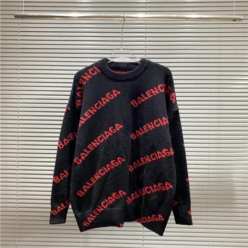Balenciaga Sweaters Long Sleeved For Men #869352