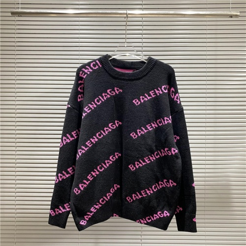 Balenciaga Sweaters Long Sleeved For Men #869354