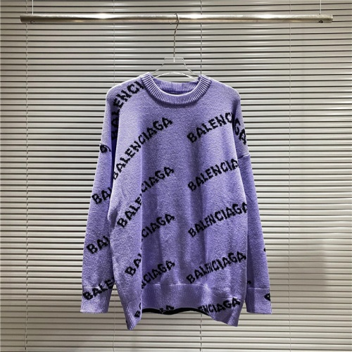 Balenciaga Sweaters Long Sleeved For Men #869355
