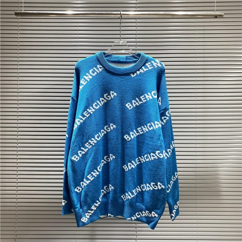 Balenciaga Sweaters Long Sleeved For Men #869357