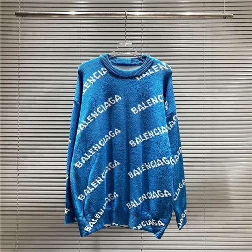 Balenciaga Sweaters Long Sleeved For Men #869357