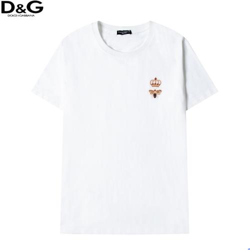 Dolce & Gabbana D&G T-Shirts Short Sleeved For Men #869381