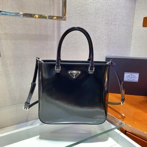 Prada AAA Quality Handbags #869383