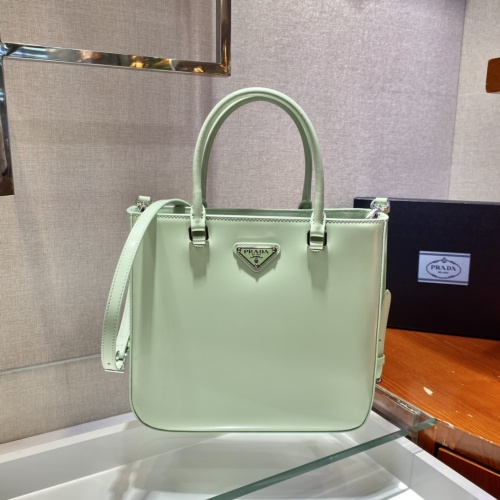 Prada AAA Quality Handbags #869385