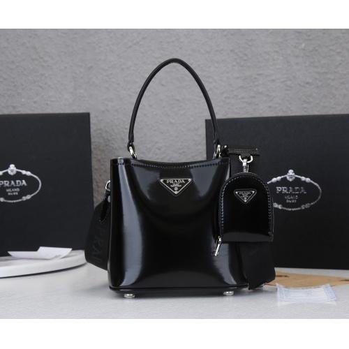 Prada AAA Quality Handbags #869387