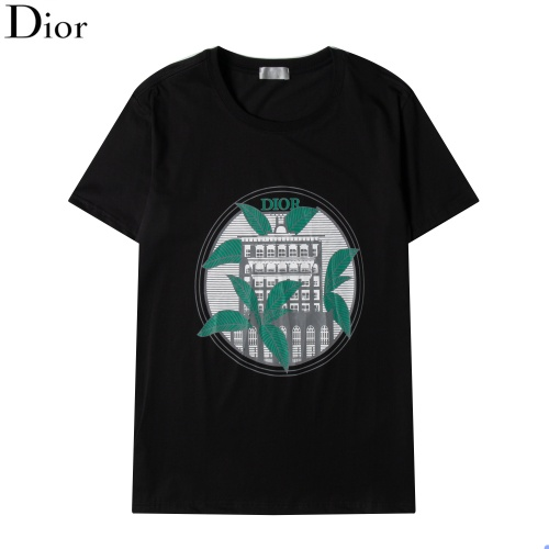 Christian Dior T-Shirts Short Sleeved For Men #869390