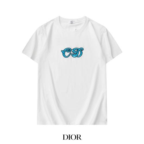 Christian Dior T-Shirts Short Sleeved For Men #869392
