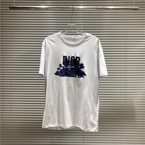 Christian Dior T-Shirts Short Sleeved For Men #869400