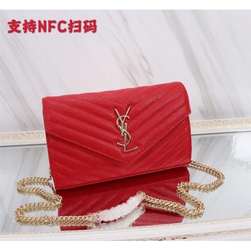 Yves Saint Laurent YSL AAA Messenger Bags For Women #869436