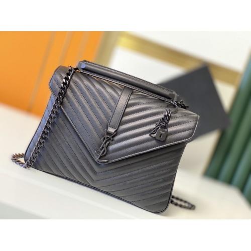 Yves Saint Laurent YSL AAA Messenger Bags For Women #869442