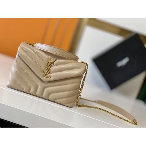 Yves Saint Laurent YSL AAA Messenger Bags For Women #869455
