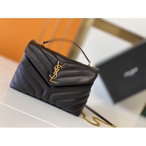 Yves Saint Laurent YSL AAA Messenger Bags For Women #869457