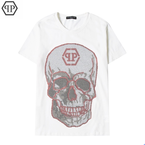 Philipp Plein PP T-Shirts Short Sleeved For Men #869474