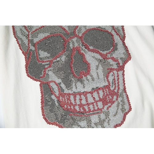 Replica Philipp Plein PP T-Shirts Short Sleeved For Men #869474 $34.00 USD for Wholesale