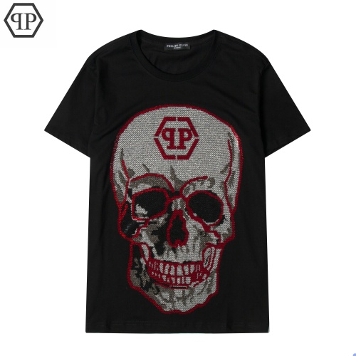 Philipp Plein PP T-Shirts Short Sleeved For Men #869475