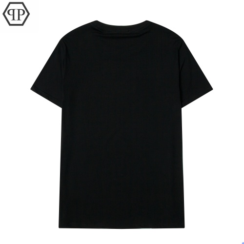 Replica Philipp Plein PP T-Shirts Short Sleeved For Men #869475 $34.00 USD for Wholesale