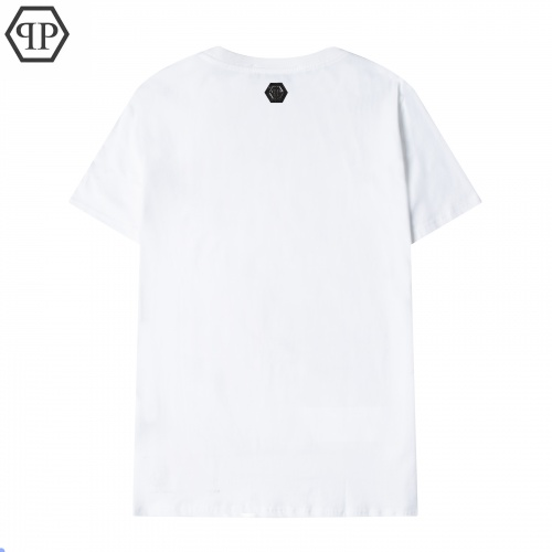 Replica Philipp Plein PP T-Shirts Short Sleeved For Men #869476 $34.00 USD for Wholesale