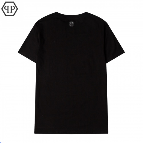 Replica Philipp Plein PP T-Shirts Short Sleeved For Men #869477 $34.00 USD for Wholesale