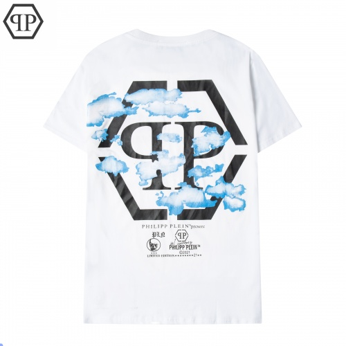 Replica Philipp Plein PP T-Shirts Short Sleeved For Men #869478 $29.00 USD for Wholesale