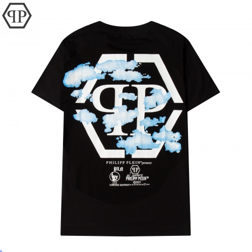 Replica Philipp Plein PP T-Shirts Short Sleeved For Men #869479 $29.00 USD for Wholesale