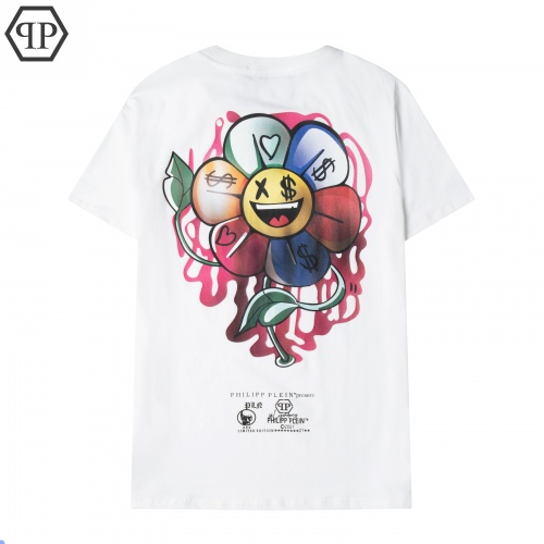 Replica Philipp Plein PP T-Shirts Short Sleeved For Men #869482 $32.00 USD for Wholesale