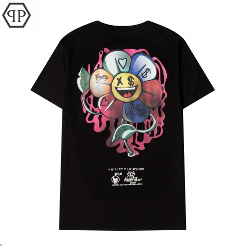 Replica Philipp Plein PP T-Shirts Short Sleeved For Men #869483 $32.00 USD for Wholesale