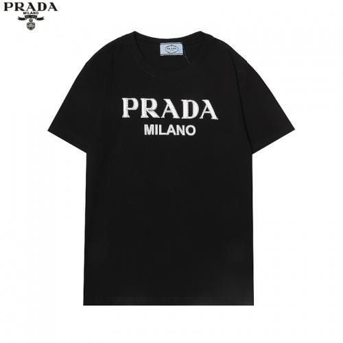 Prada T-Shirts Short Sleeved For Men #869486