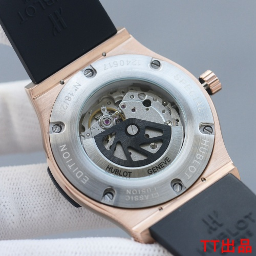 Replica HUBLOT Quality Watches For Men #869488 $170.00 USD for Wholesale