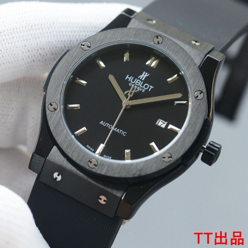 Replica HUBLOT Quality Watches For Men #869490 $170.00 USD for Wholesale