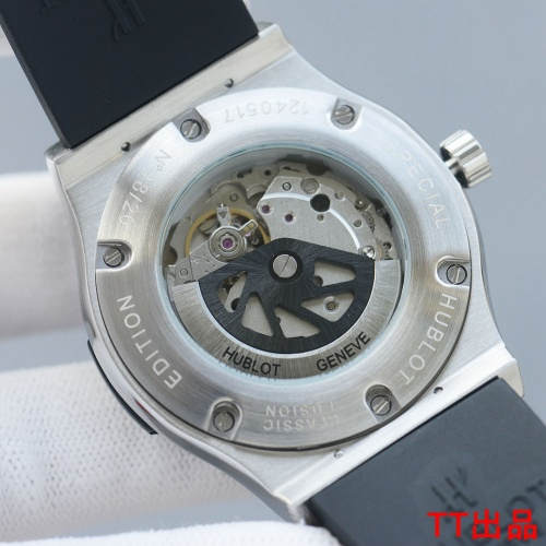 Replica HUBLOT Quality Watches For Men #869492 $163.00 USD for Wholesale