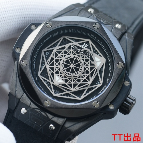 Replica HUBLOT Quality Watches For Men #869499 $210.00 USD for Wholesale