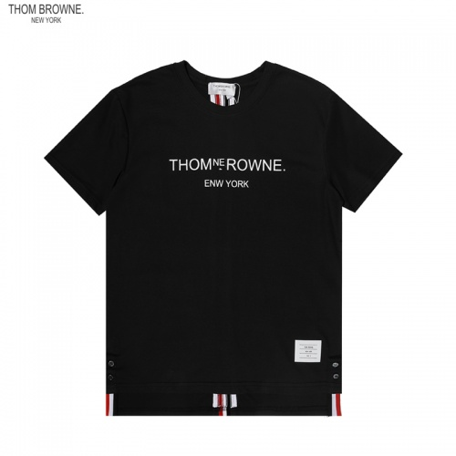 Thom Browne TB T-Shirts Short Sleeved For Men #869512