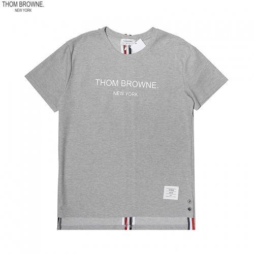Thom Browne TB T-Shirts Short Sleeved For Men #869514