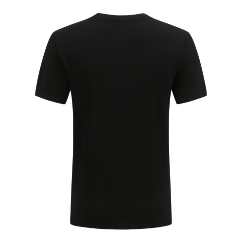 Replica Versace T-Shirts Short Sleeved For Men #869526 $27.00 USD for Wholesale