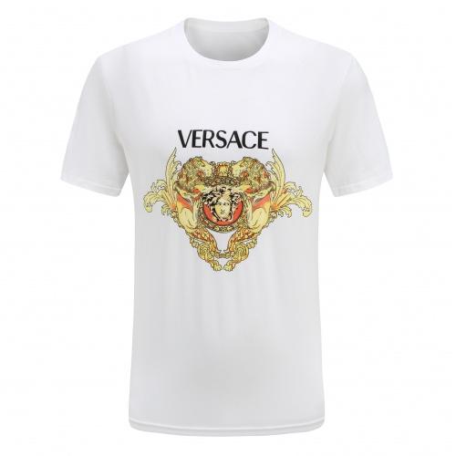 Versace T-Shirts Short Sleeved For Men #869530