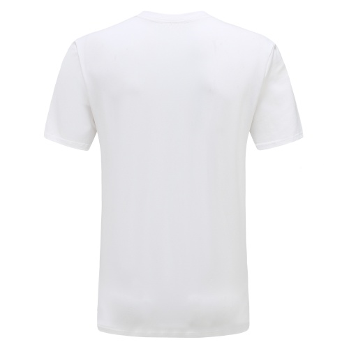 Replica Versace T-Shirts Short Sleeved For Men #869530 $27.00 USD for Wholesale